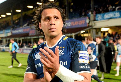 Leinster yesterday confirmed Irish rugby's worst kept secret, announcing the return of Isa Nacewa next season
