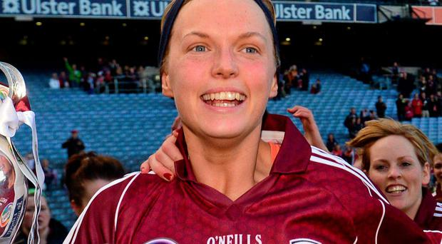 Galway's Sarah Dervan is well qualified for the role of veteran