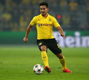 Ilkay Gundogan is wanted by both Manchester United and Arsenal after the midfielder confirmed he would not be signing a new contract at Borussia Dortmund