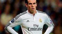 Gareth Bale is a summer target for Louis Van Gaal's Manchester United