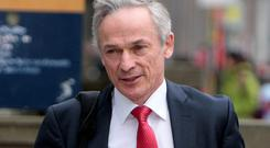 Jobs and Enterprise Minister Richard Bruton