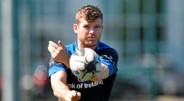 Leinster's Gordon D'Arcy