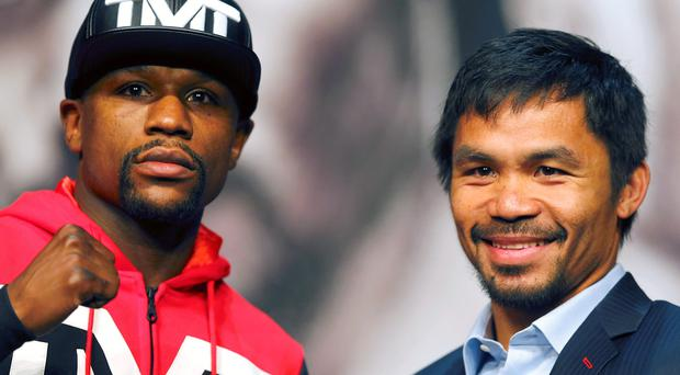Floyd Mayweather Jnr vs Manny Pacquiao: The fight the world has been waiting for