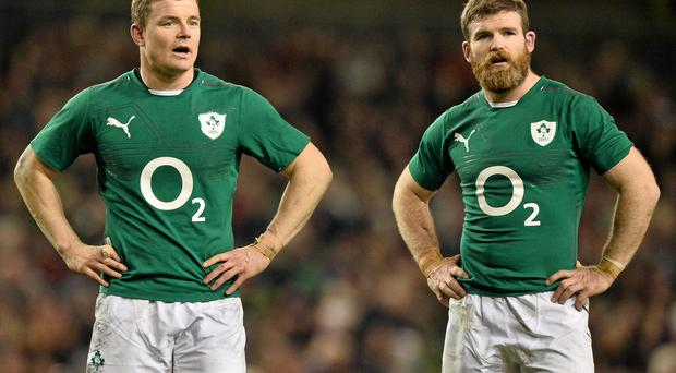 Gordon D'Arcy's partnership with Brian O'Driscoll for Leinster and Ireland became a world record but like all great double acts, assumption remained that there was a senior partner