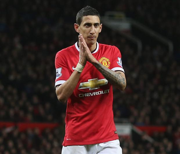 Angel di Maria has scored just four goals in 30 appearances and suffered the off-field trauma of a burglary at his Cheshire home in January