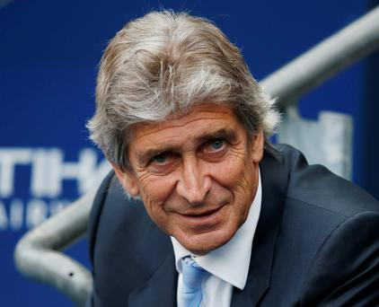 Manuel Pellegrini accepts Chelsea are worthy champions
