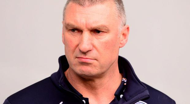 Leicester City Manager Nigel Pearson's 'ostrich' outburst underlined how nerves are fraying at the bottom end of the Premier League