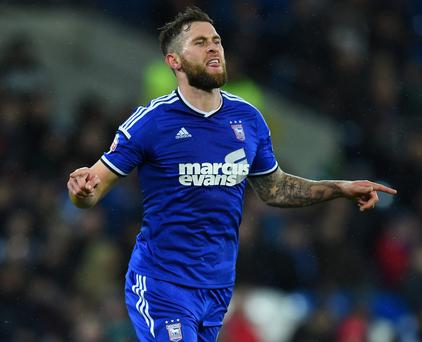 Ipswich striker Daryl Murphy is the Championship's top scorer with 25 goals