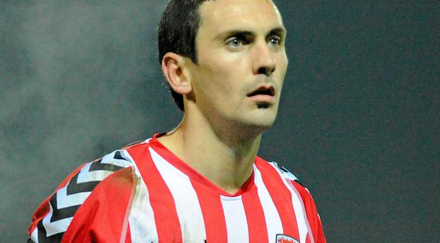 Mark Farren has been battling a life-threatening condition for six years after being diagnosed with a brain tumour that halted his football career