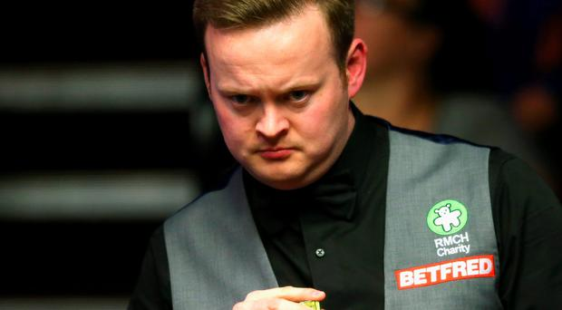 Shaun Murphy will be looking to secure his place in the World Championship final today