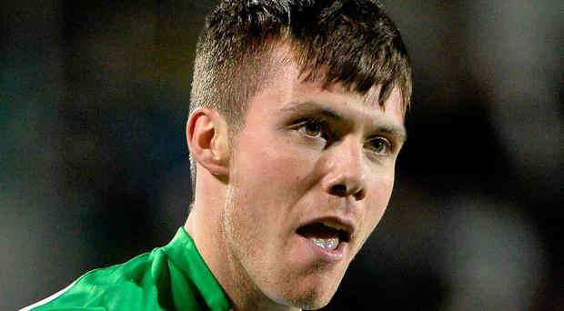 Shamrock Rovers' Brandon Miele has reacted well since coming home from Newcastle