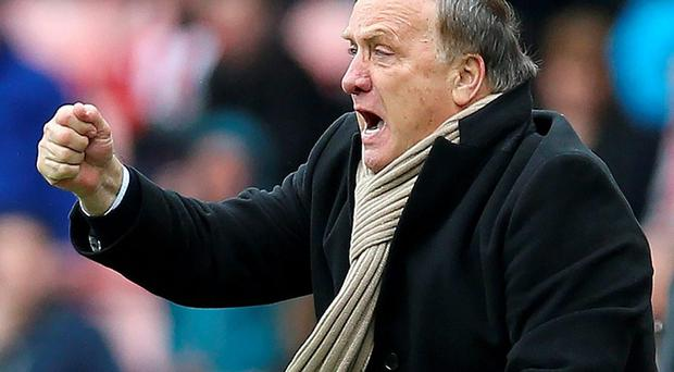 Dick Advocaat's Sunderland side have found some momentum when it is needed most