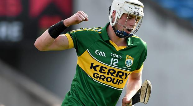 Once Shane Nolan gave Kerry the lead, they never looked like losing