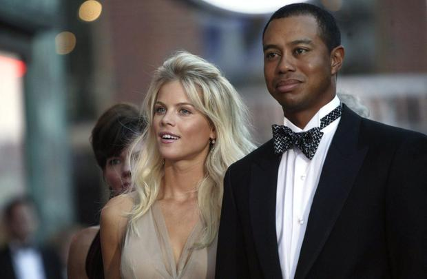 has tiger and elin regain their relationship