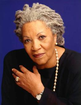 Mother and child: Pulitzer prize-winning novelist Toni Morrison explores the effect parents have on their children