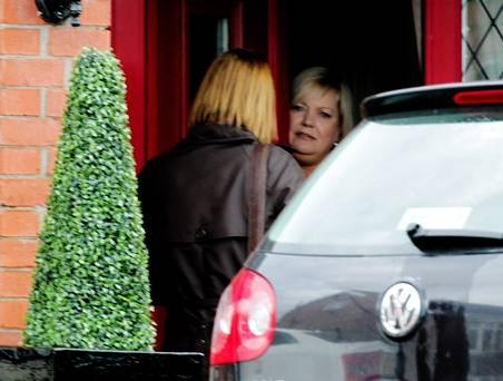 Nuala Magee, former chief exec of charity Together 4 All pictured at her home in Laurelvale, Crumlin. Pic: Belfast Telegraph