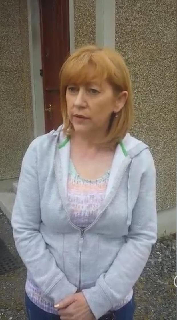 Pauline Kelly was told last week that a previously unheard of republican gang is plotting to murder her son, Eoin, a 29-year-old self-employed window fitter.