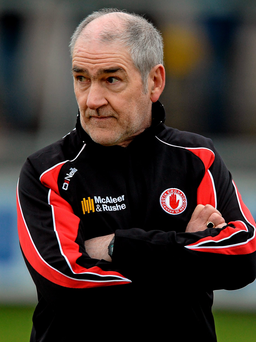 Celebrated Tyrone football figure Peter Canavan is adamant that Mickey Harte should remain the county's manager for as long as he wants the job