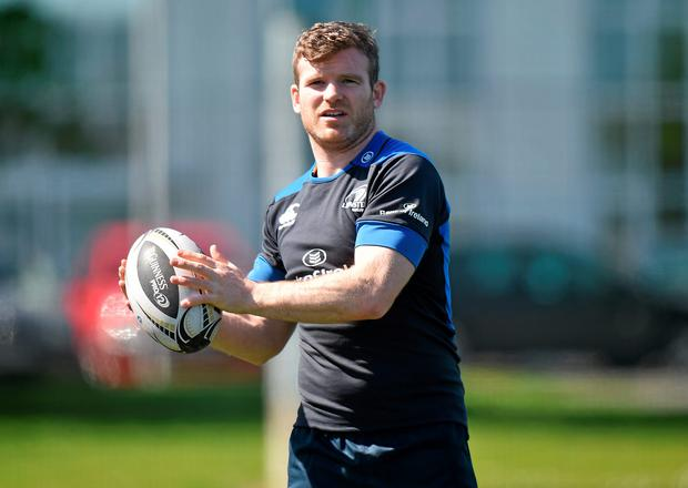 Leo Cullen believes that Gordon D'Arcy could yet have a vital World Cup part to play for Ireland after confirming that he will hang up his boots in October after a stellar 17-year professional career (Pat Murphy / SPORTSFILE)