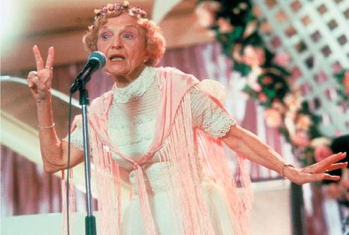 Ellen Albertini Dow in The Wedding Singer 1998