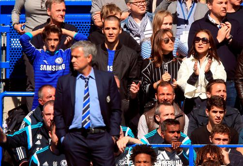 Despite playing some good football early in the season, when the pressure came on Chelsea in the title run-in, they got results doing what Jose Mourinho does best: defending (Mike Egerton/PA Wire)