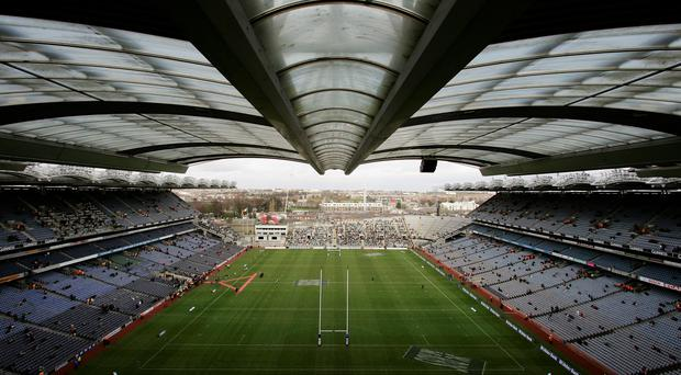 Sharper pictures from new HD screens will enhance the viewing experience at Croke Park