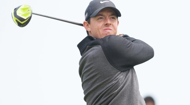 While Ulster centre and former Sullivan Upper alumnus Darren Cave wants to be lining out for his side in the Pro12 final at Kingspan Stadium, Rory McIlroy will most probably be engaged in an Irish Open title tussle an hour or so away at Royal County Down