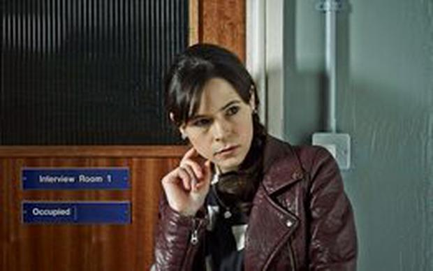 No Offence , Channel 4. Elaine Cassidy