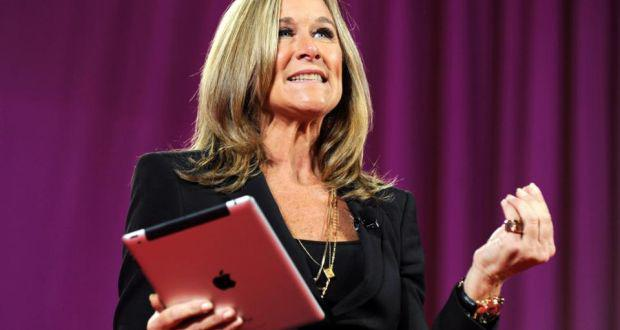 Apple's Ahrendts