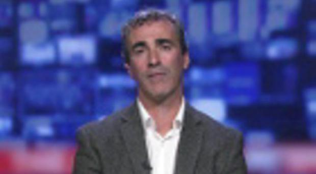 Former Donegal manager Jim McGuinness appeared on a Q&A on Sky Sports following the announcement he would be a pundit for the broadcaster for the 2015 championship