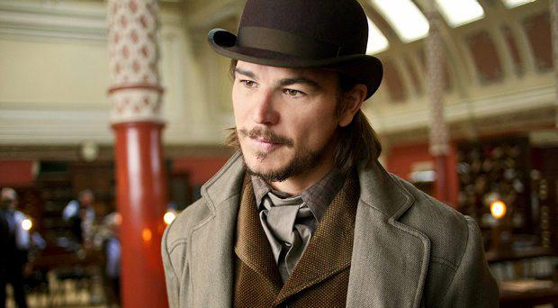 Josh Hartnett in Penny Dreadful