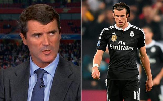 Roy Keane, and Gareth Bale