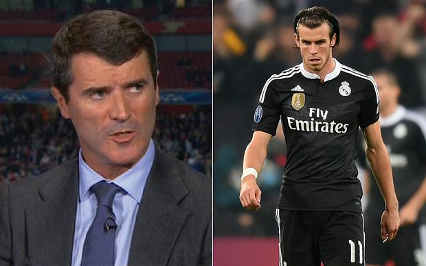 Gareth Bale's agent has hit back at criticism from Roy Keane