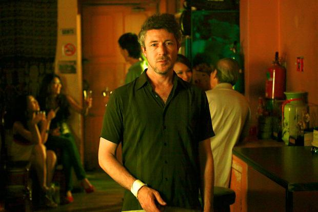 Aiden Gillen in Mister John