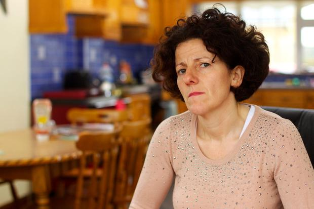 Margaret O'Leary, the widow of Paud O'Leary, who was killed by a hit-and-run driver. Photo: Kerry's Eye