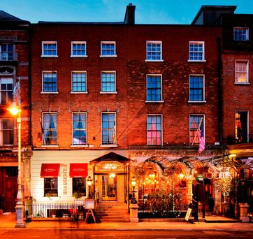 Morrisey's and Savills are guiding €15m for the Dawson Hotel in Dublin 2