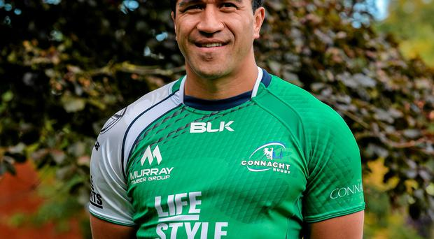 Muliaina has already announced that he will leave Connacht this summer and join Saturday's opponents Zebre