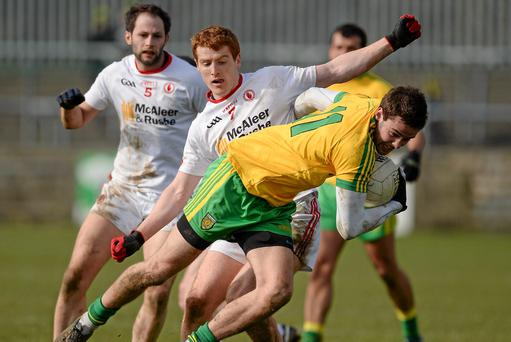 Effectively, either Donegal or Tyrone could have played three games and still find themselves only as far as Round 2 of the qualifiers