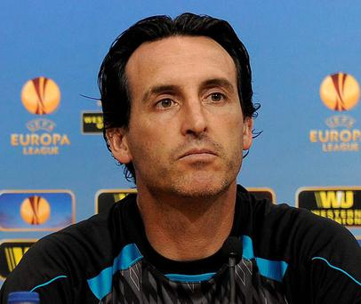 Unai Emery's Sevilla side host Fiorentina tonight at the Sanchez Pizjuan in the Europa League semi-final first-leg