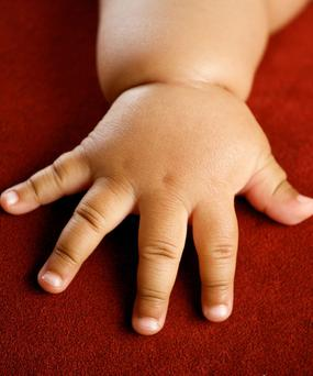Irish children aged five and under are the fattest in Europe, a new study reveals today