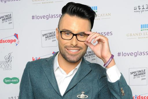 'X Factor' runner-up Rylan Clark was in town this week to chat about the marriage referendum, 'Big Brother' and the importance of investing in a good set of porcelain veneers to ensure your 15 minutes of fame last