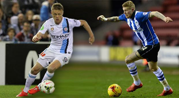 Damien Duff and James McClean are reportedly edging closer to summer moves.
