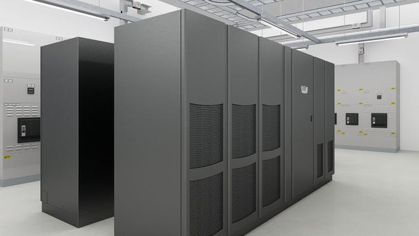 A Telecity data centre in Stockholm Credit: Telecity Group