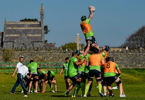 Two more bonus-point wins for Connacht against Zebre and Ospreys will bring them to the magic tally