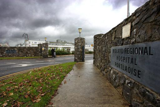 The HSE had threatened to seek an injunction preventing the publication of the report into standards of care at Portlaoise Hospital, claiming some of its findings amounted to 'reckless endangerment'