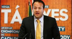 Mr Varadkar's comments again show the tensions in the Coalition over pay increases for 300,000 public service workers