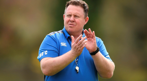 Matt O'Connor is determined to get Leinster back to level expected of them (Stephen McCarthy / SPORTSFILE)