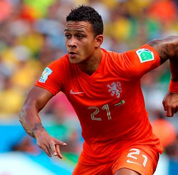 Depay: United bound
