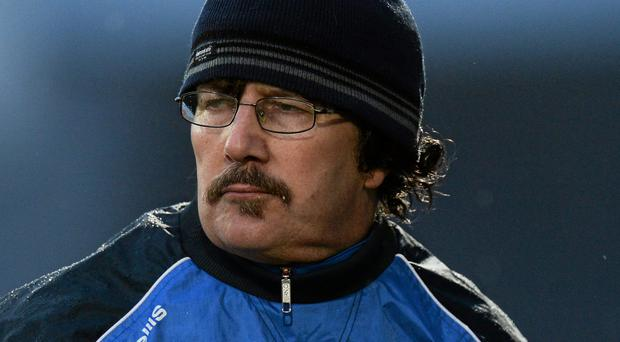 Seamus Plunkett's Laois side take on Carlow in the Leinster SHC Round Robin series tomorrow
