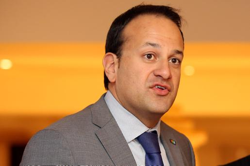 At the start of the campaign, the Minister for Health, Leo Varadkar, came out in public as a gay man